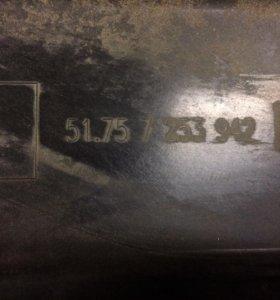 Защита  двс BMW F25 х3
