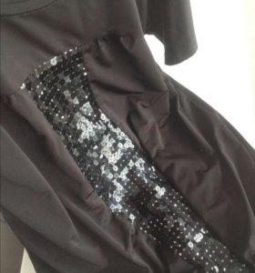Блузка/платье M