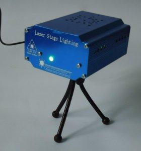 Лазершу проектор