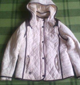 Курточка для девочки.