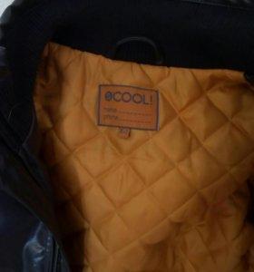 Куртка(иск. кожа)