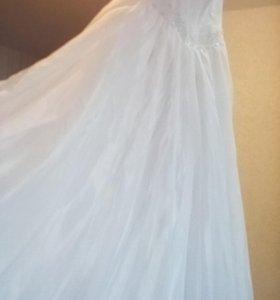 Платье + подюбник
