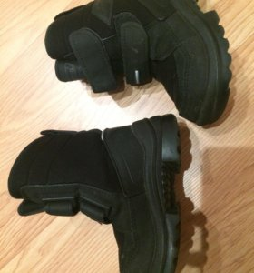 Куома, ботинки зимние для мальчика, р25