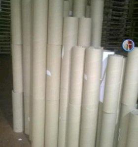 Картонные втулки для производства