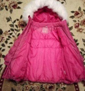 Новая зимняя куртка Barkito