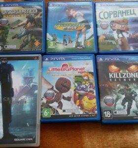 Игры для PSVITA и Playstation 3