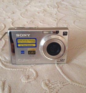 Фотоаппарат Sony Cyber-shot DSC-200W