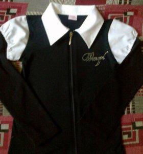 Новая блузка на 8-9 лет