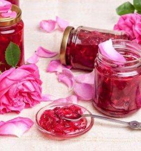 Варенье из лепестков роз оптом