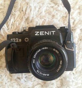 Фотоаппарат  Зенит  122В