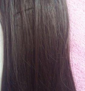 Волосы на клиплах