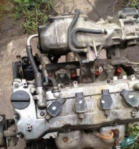 Двигатель Ниссан х-trail 2005 г.в.
