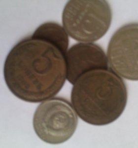 Монеты СССР 1986г.