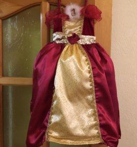 Новое платье для торжества 3-4 года