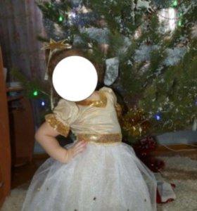 """Новогодний костюм """"звёздочка"""""""