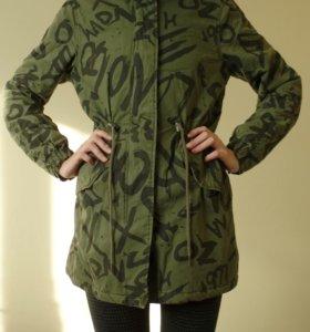 Куртка осенняя🍁🍂🍃