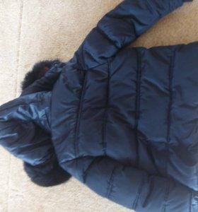 Куртка зима на мальчика 9 лет