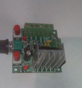 Контроллер для шаг.двигателя