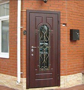 Метал двери