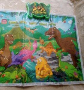 """Детская развивающая игра """"Эра динозавров"""""""