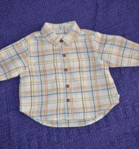 Рубашка 3-6мес
