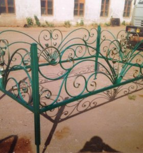 Ограды Кованые Сварные