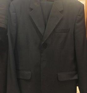 Костюм мужской ( пиджак и брюки)