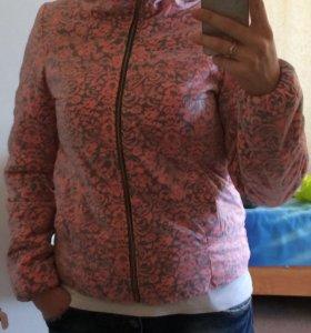 Куртка весенняя 3D