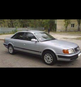 AUDI  100, 2,6 E. 1994 год выпуска