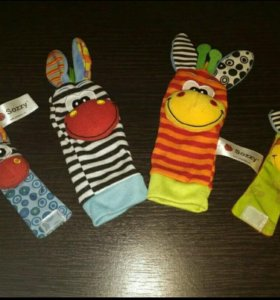Браслетики и носочки