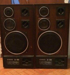 Аудиосистема Радиотехника s90