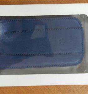VD чехол-книжка Samsung S3 синий