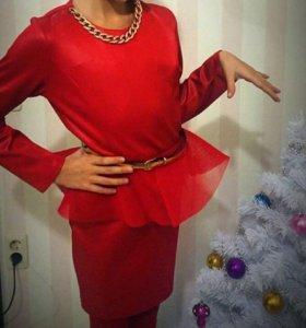 Платье нарядное для девочки!!!