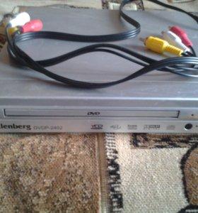 DVD поаигрыватель