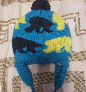 Новая Зимняя шапка