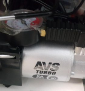 электрический автомобильный насос 40л/м
