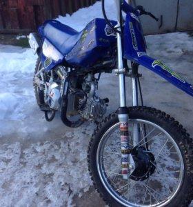 Мотоцикл KINLON JL90PY детский.