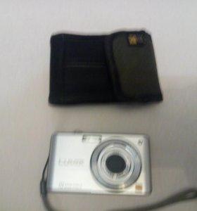 Фотоаппарат Panasonic Lumix DMC-FS62