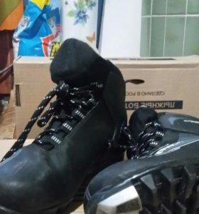 Ботинки лыжные 36 р.
