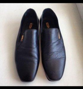 Мужские кожаные Туфли Zilli43 размер