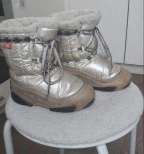 Зимние сапоги Demar