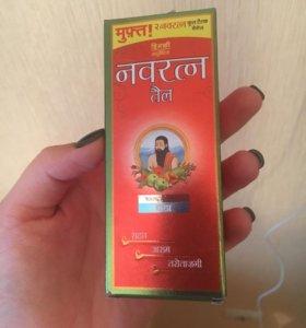 Индийское масло для волос