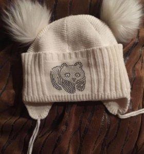 Б/у шапки зимние