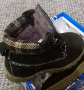 Ботинки зима