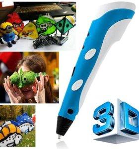 3d  ручка и пластик к ней