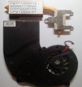 Кулер (вентилятор) для ноутбука