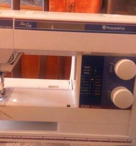 Швейная машинка husqvarna