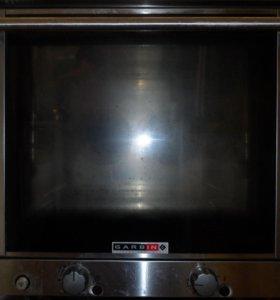 Пароконвекторная печь