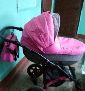 Детская коляска Camarelo Carera 2в1