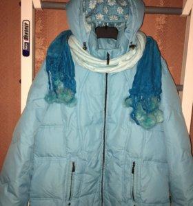 Куртка  весенняя р-р  50